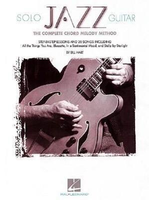 Solo Jazz Guitar als Taschenbuch