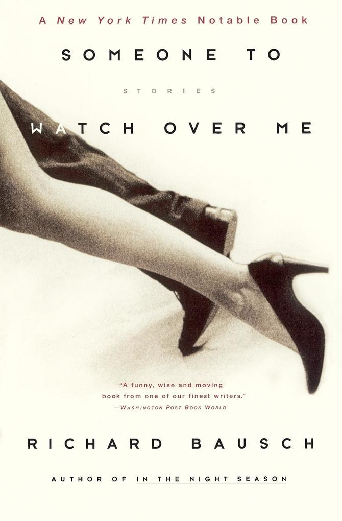 Someone to Watch Over Me: Stories als Taschenbuch