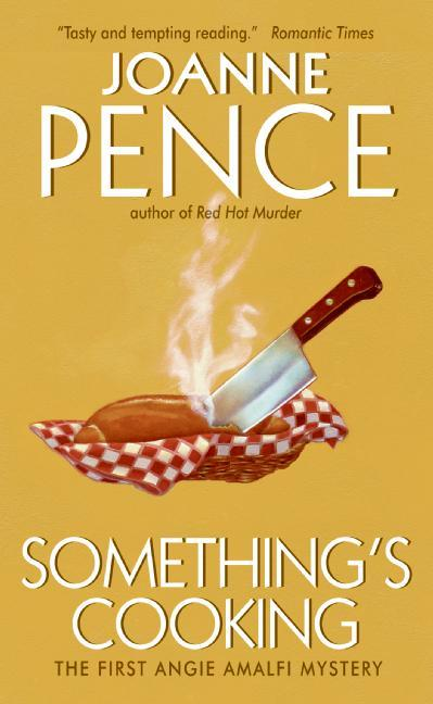Something's Cooking: An Angie Amalfi Mystery als Taschenbuch
