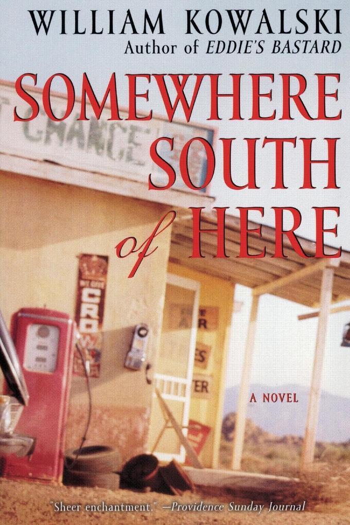 Somewhere South of Here als Taschenbuch