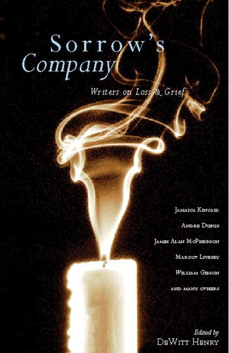 Sorrow's Company: Writers on Loss and Grief als Taschenbuch