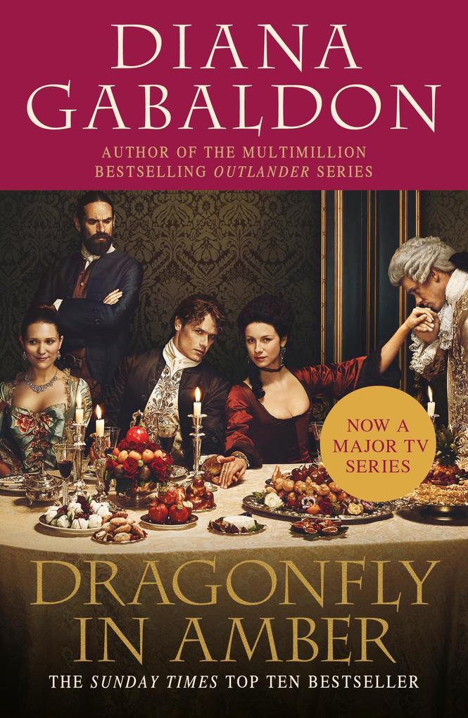 Dragonfly In Amber als eBook von Diana Gabaldon
