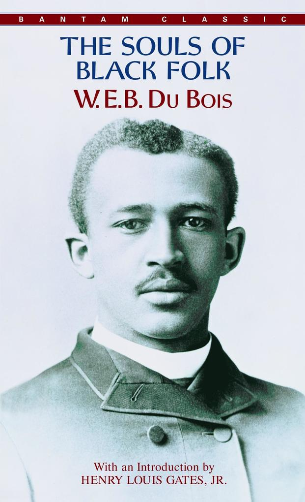 The Souls of Black Folk als Taschenbuch