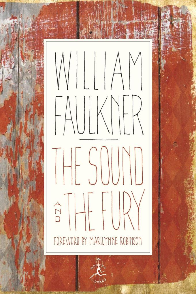 The Sound and the Fury als Buch