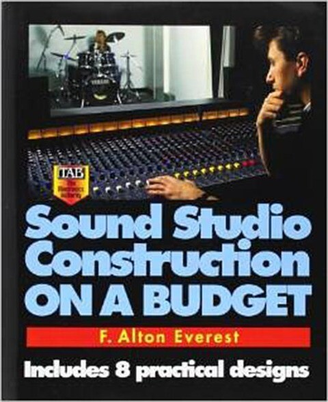 Sound Studio Construction on a Budget als Taschenbuch