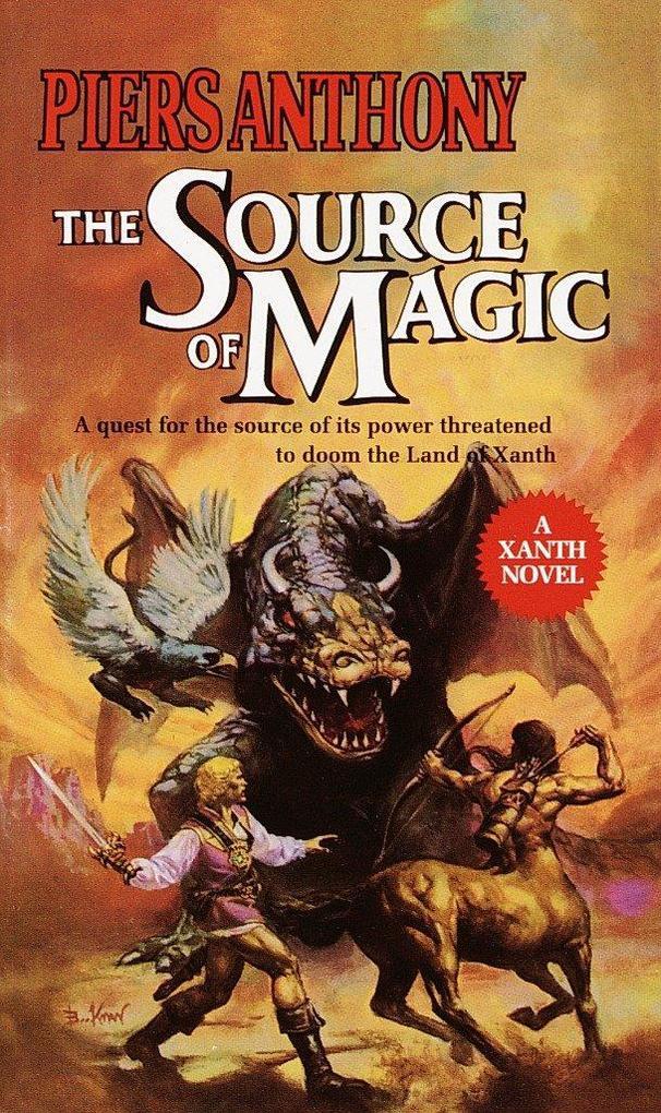 Source of Magic als Taschenbuch
