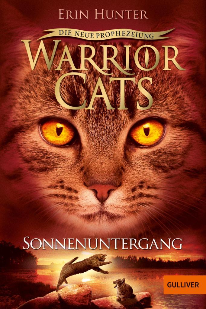 Warrior Cats - Die neue Prophezeiung. Sonnenuntergang als eBook von Erin Hunter
