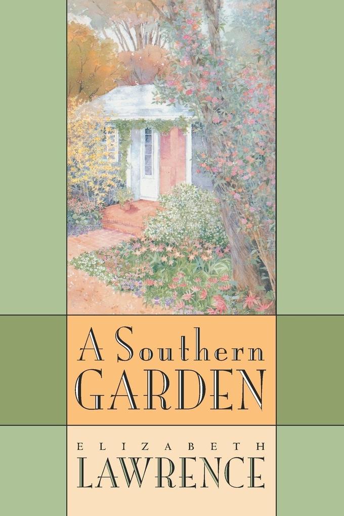A Southern Garden als Taschenbuch