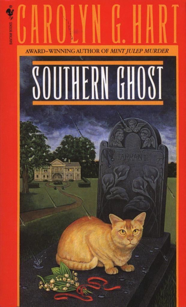 Southern Ghost als Taschenbuch