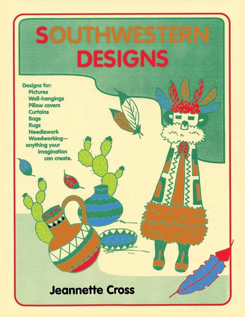 Southwestern Designs als Taschenbuch