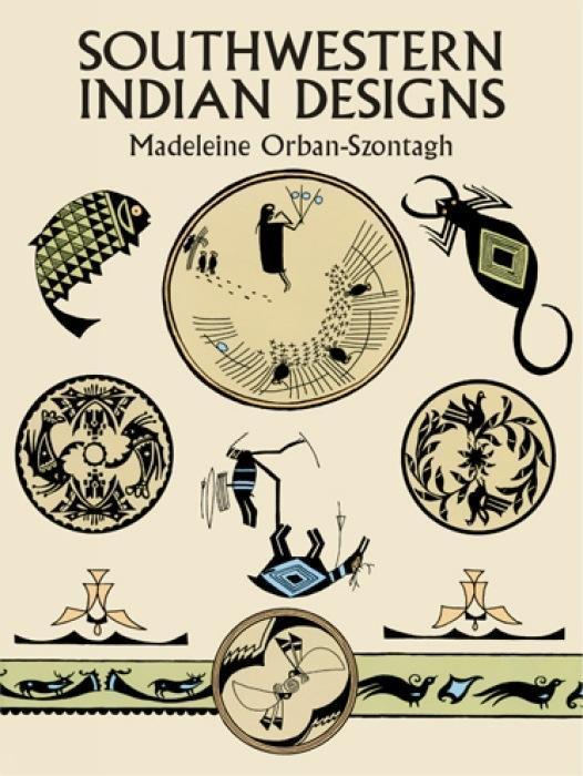 Southwestern Indian Designs als Taschenbuch