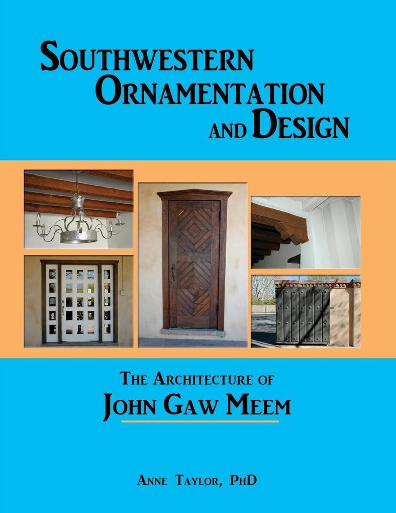 Southwestern Ornamentation and Design als Taschenbuch