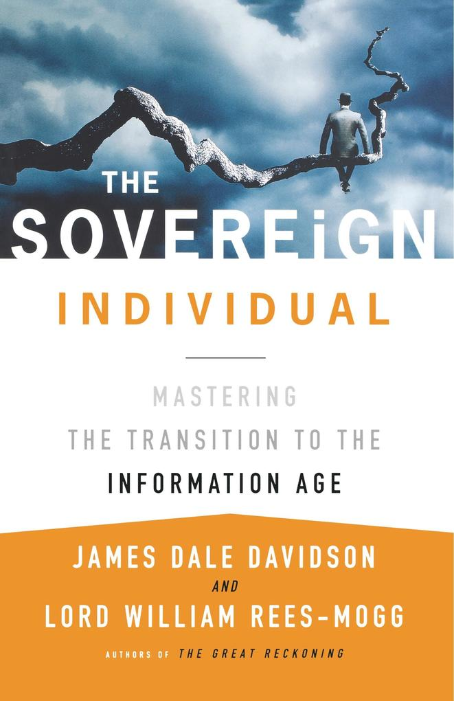 The Sovereign Individual als Buch