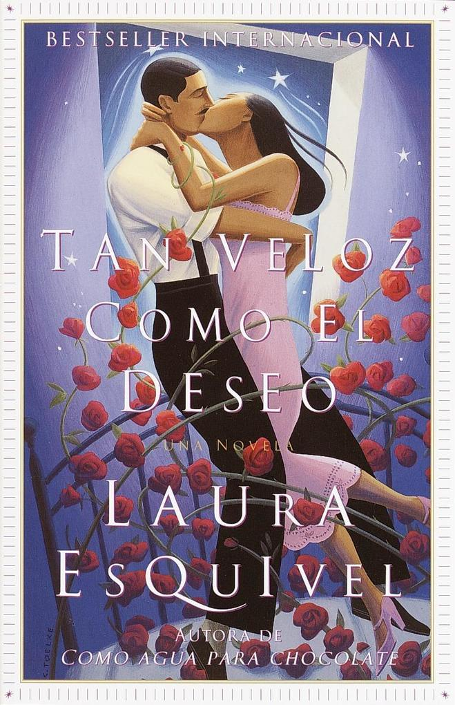 Tan Veloz Como El Deseo: Una Novela als Taschenbuch