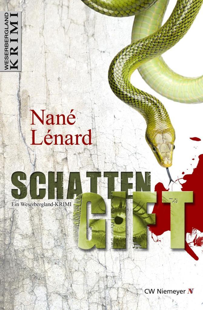 SchattenGift als eBook von Nané Lénard