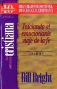 Aventura Cristiana, La (Grado 1): The Christian Adventure: Step 1 als Buch