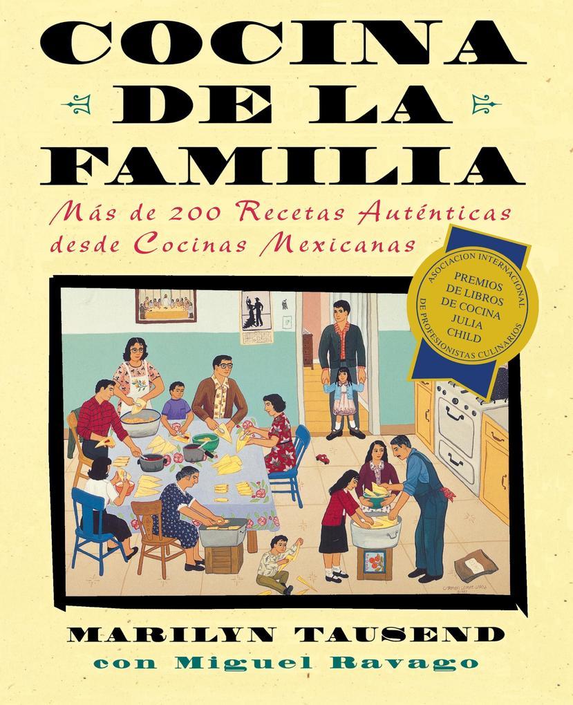 Cocina de la Familia als Taschenbuch