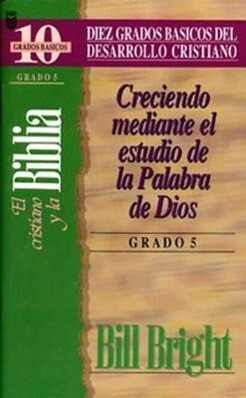 Cristiano y La Biblia, El (Grado 5): The Christian and the Bible: Step 5 als Taschenbuch