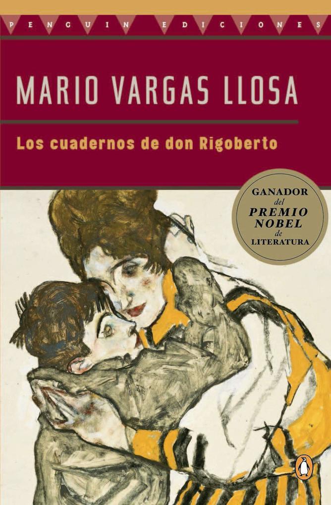 Cuadernos de Don Rigoberto, Los als Buch