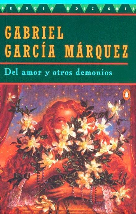 del Amor y Otros Demonios als Buch