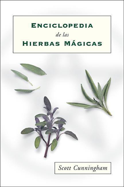 Enciclopedia de Las Hierbas Magicas = Cunningham's Encyclopedia of Magical Herbs als Taschenbuch