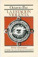 La Estacion Violenta = Violent Station als Taschenbuch