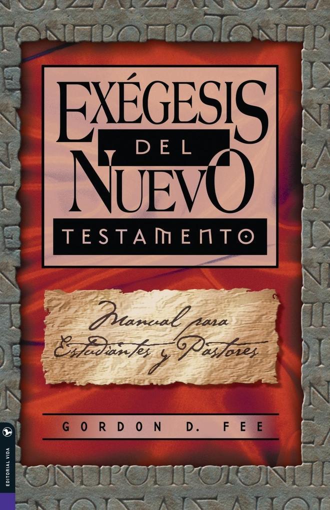 Exegesis del Nuevo Testamento als Taschenbuch