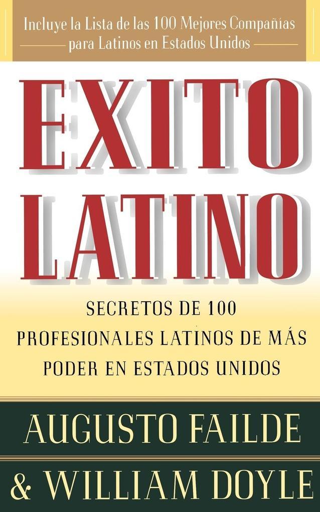 Exito Latino als Taschenbuch