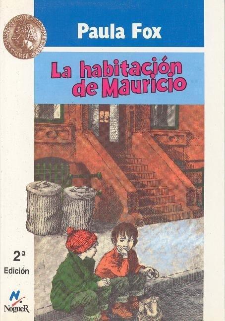 La Habitacion de Mauricio als Taschenbuch