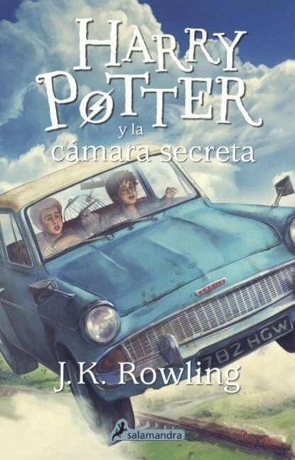 Harry Potter y La Camara Secreta (Harry Potter and the Chamber of Secrets) als Taschenbuch
