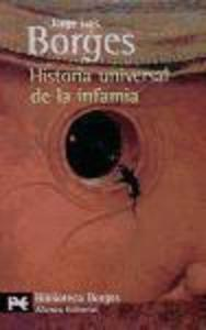 Historia Universal de la Infamia als Taschenbuch