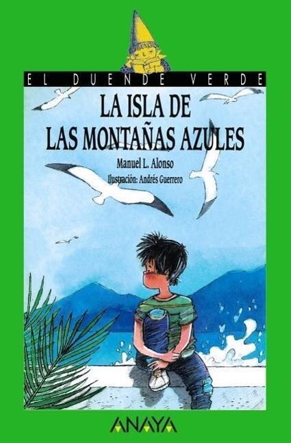 La isla de las montañas azules als Taschenbuch