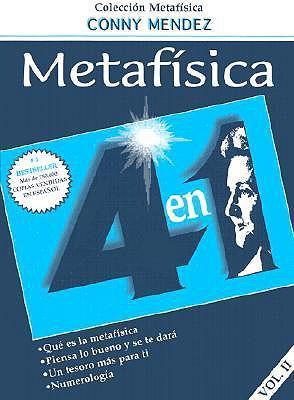 METAFISICA 4 EN 1 -VOL.II (BL) als Taschenbuch