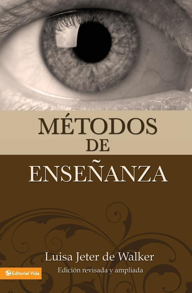 Metodos de Ensenanza (Nueva Edicion) als Taschenbuch