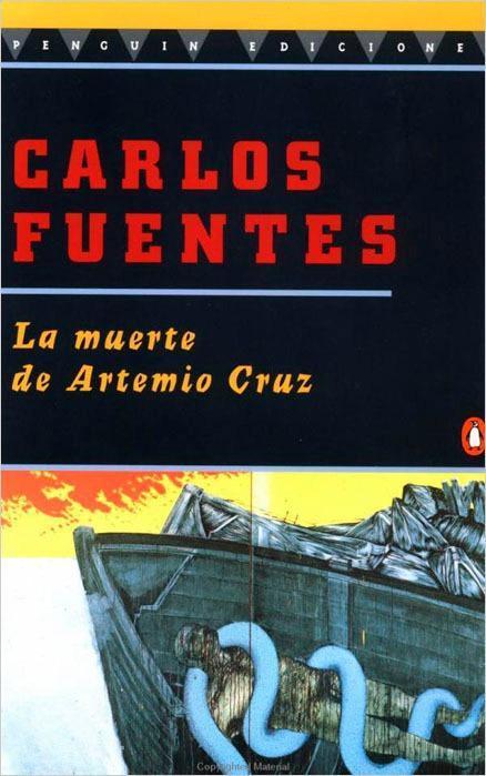Muerte de Artemio Cruz, La als Buch