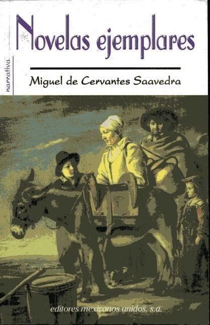 Novelas Ejemplares als Taschenbuch