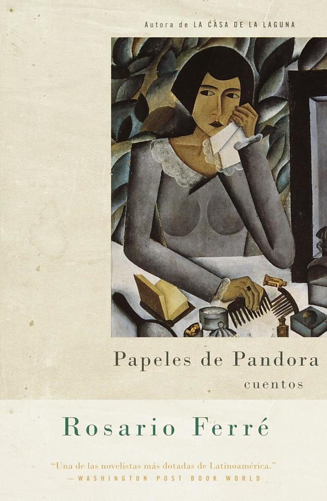 Papeles de Pandora als Taschenbuch