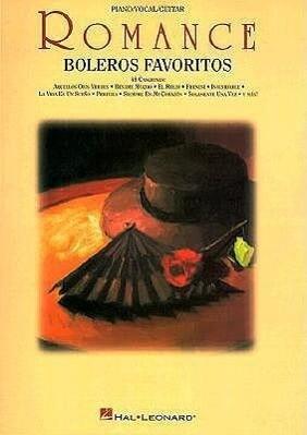 Romance: Boleros Favoritos als Taschenbuch