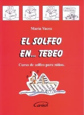 SOLFEO EN TEBEO O.VARIAS als Taschenbuch