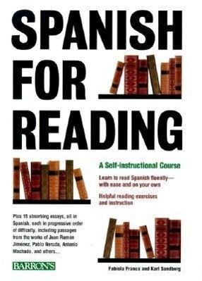 Spanish for Reading: A Self-Instructional Course als Taschenbuch