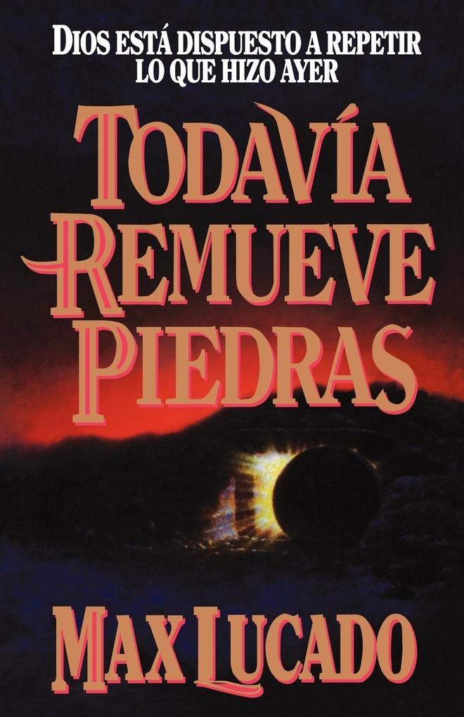 Todavia Remueve Piedras als Taschenbuch