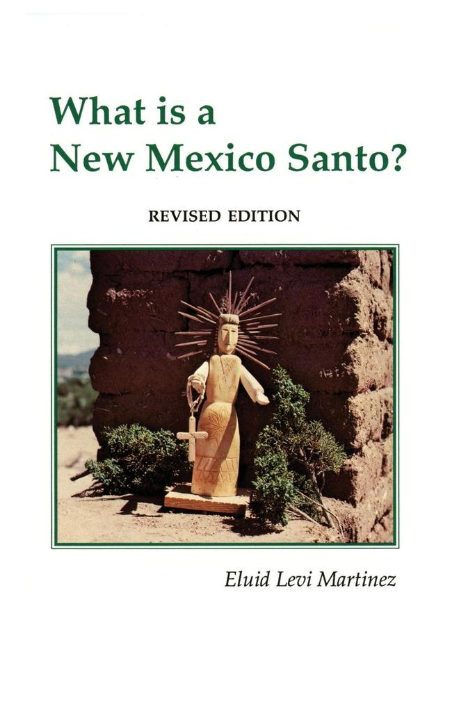 What is a New Mexico Santo als Taschenbuch