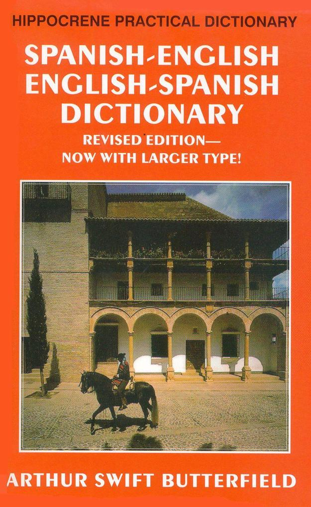 Spanish/English-English/Spanish Practical Dictionary als Taschenbuch