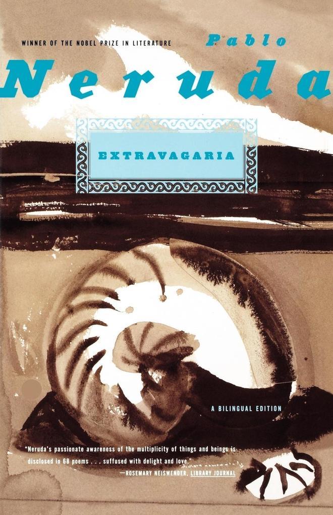 Extravagaria: A Bilingual Edition als Taschenbuch