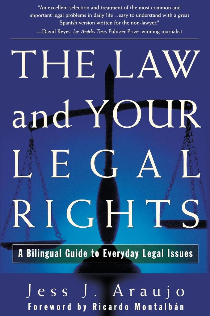 Law and Your Legal Rights/A Ley y Sus Derechos Legales als Taschenbuch