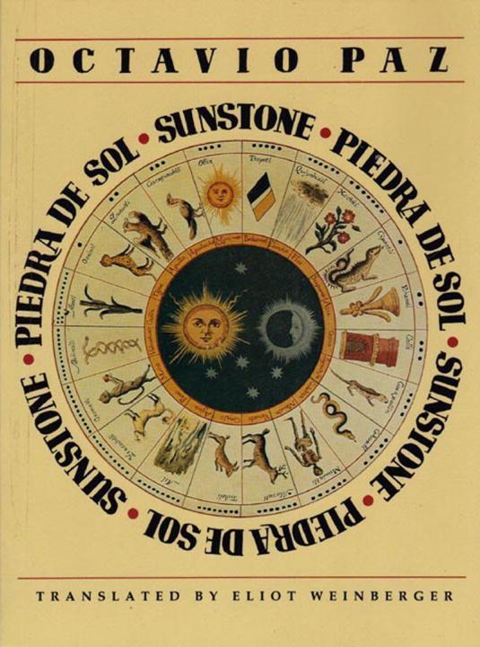 Piedra de Sol = Sunstone als Taschenbuch