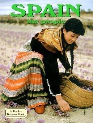 Spain the People als Taschenbuch