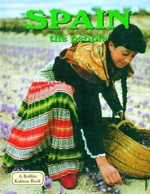 Spain, the People als Buch