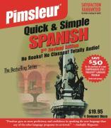 Pimsleur Spanish Quick & Simple Course - Level 1 Lessons 1-8 CD: Learn to Speak and Understand Latin American Spanish with Pimsleur Language Programs als Hörbuch