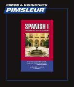 Pimsleur Spanish Level 1 CD: Learn to Speak and Understand Latin American Spanish with Pimsleur Language Programs als Hörbuch